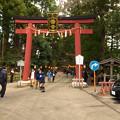 写真: 大崎八幡宮 (2)