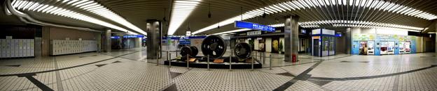 新大阪駅在来線コンコース wp_k053