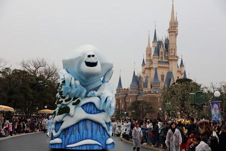 アナ雪パレード5