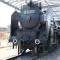 写真: 機関車1