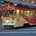 写真: 熊本市電 1203