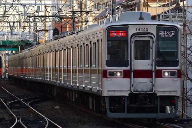 東武10030系リニューアル車
