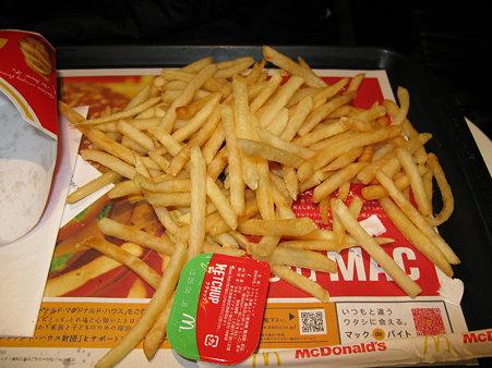 2010.01.31 マクドナルド ポテト・ドリンクおかわり自由(3/3)
