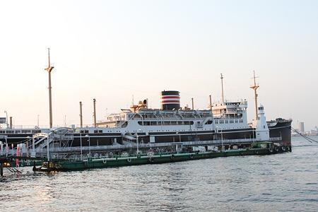 2010.05.02 横浜港 氷川丸(2/2)