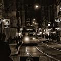 トラムの走る街