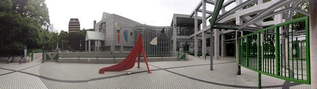 名古屋市美術館_08:パノラマ