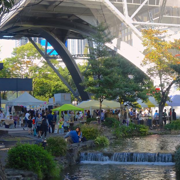 名古屋まつり 2014 No - 121:ソーシャル・タワー・マーケット