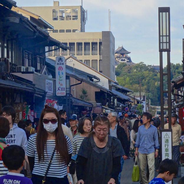 犬山祭 2014 No - 032:賑わう犬山城下町