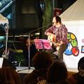写真: 日本アルプスフェス 2014 No - 4:美勇士(みゅうじ)さんのコンサート