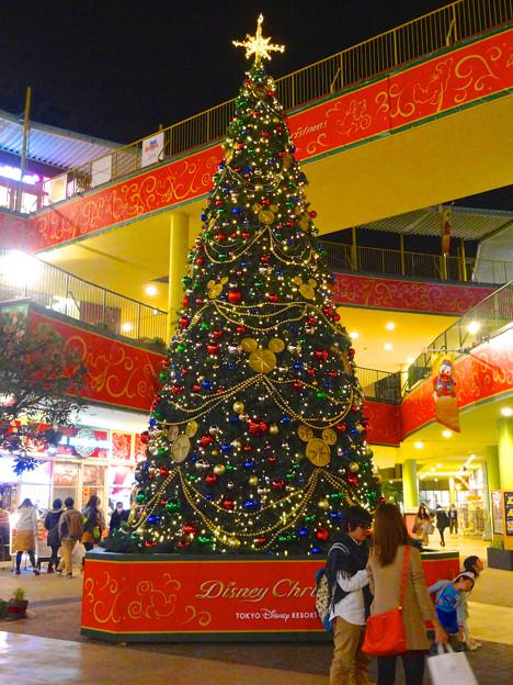 アスナル金山のクリスマス・イルミネーション、今年(2014)はディズニーと提携? - 09