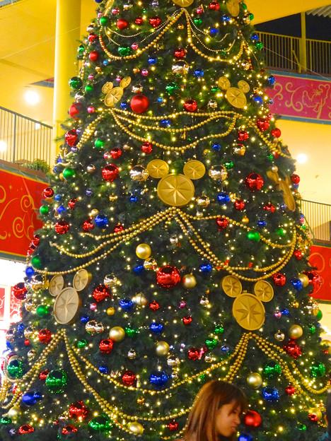 アスナル金山のクリスマス・イルミネーション、今年(2014)はディズニーと提携? - 10