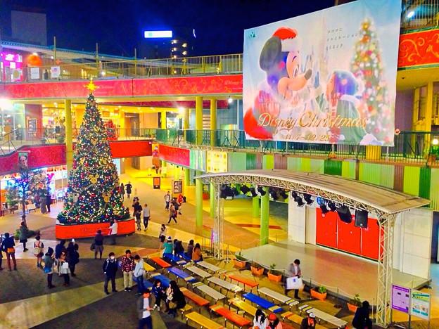 写真: アスナル金山のクリスマス・イルミネーション、今年(2014)はディズニーと提携? - 21