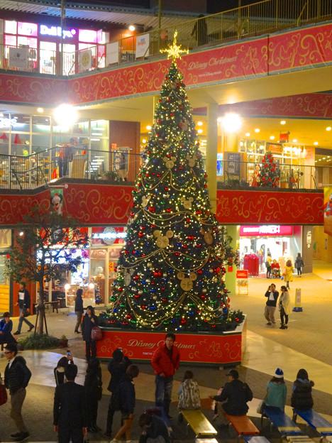 アスナル金山のクリスマス・イルミネーション、今年(2014)はディズニーと提携? - 22