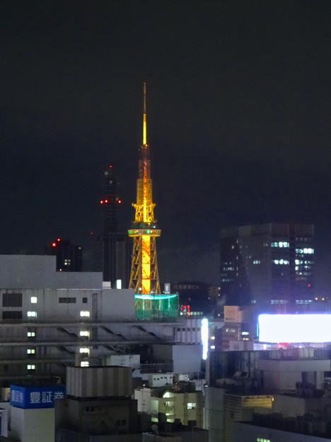 ナディアパーク最上階から見た名古屋テレビ塔 - 3