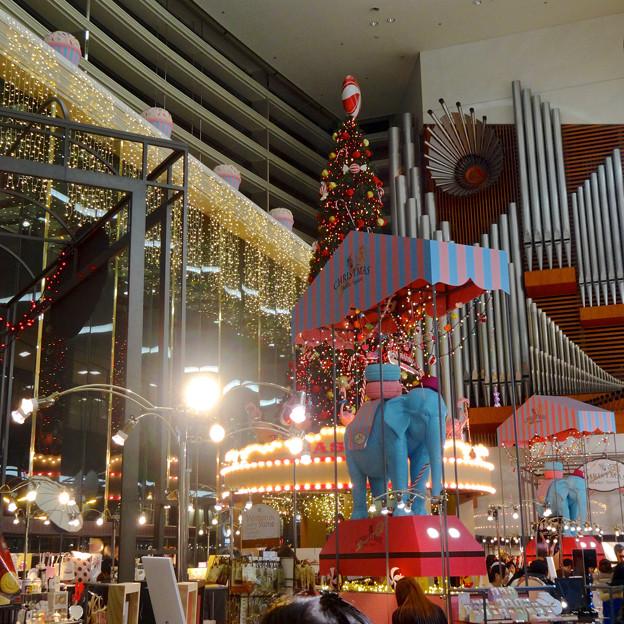 松坂屋名古屋店のクリスマス・イルミネーション 2014 No - 03