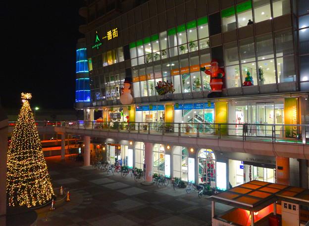 ルネサンスシティ勝川のクリスマスデコレーション 2014 No - 10