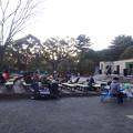 写真: 鶴舞公園:珍しく普選記念壇でライブ♪ - 1