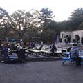 写真: 鶴舞公園:珍しく普選記念壇でライブ♪ - 3