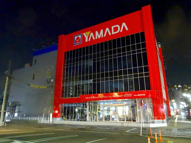 4月28日にオープン予定の新・ヤマダ電機テックランド春日井店 - 2