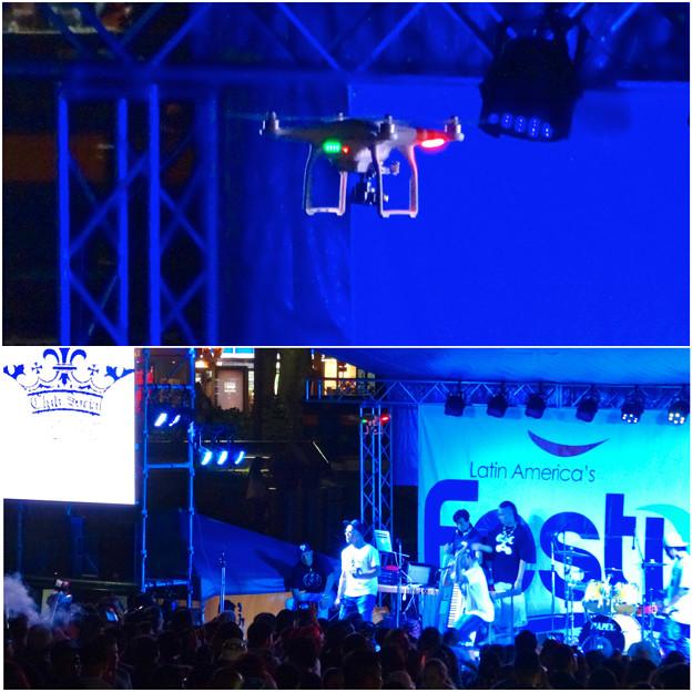 ラテンアメリカ・フェスティバル 2017:イベントを撮影するドローン - 33