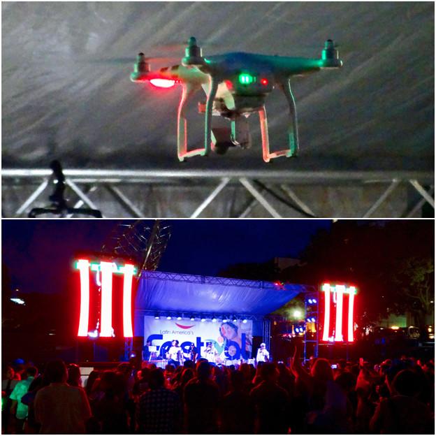 ラテンアメリカ・フェスティバル 2017:イベントを撮影するドローン - 39
