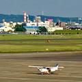 県営名古屋空港から見えた瀬戸デジタルタワー