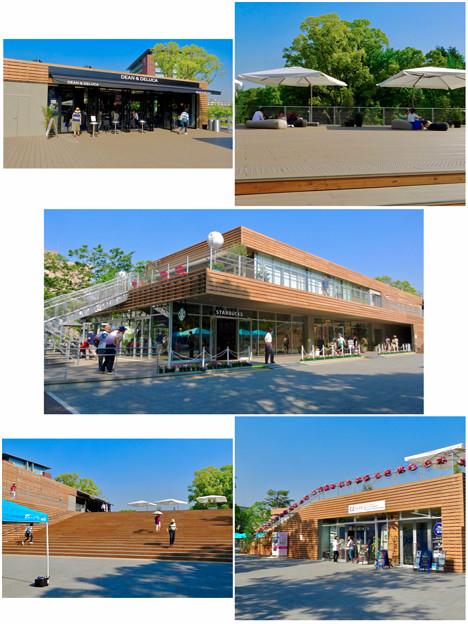 名城公園に4月にオープンした複合商業施設「tonarino(トナリノ)」 - 24
