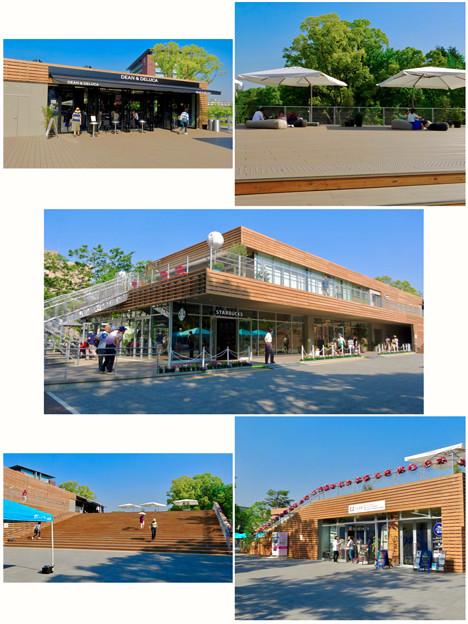 名城公園に4月にオープンした複合商業施設「tonarino(トナリノ)」 - 25