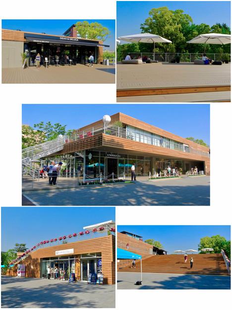 名城公園に4月にオープンした複合商業施設「tonarino(トナリノ)」 - 26