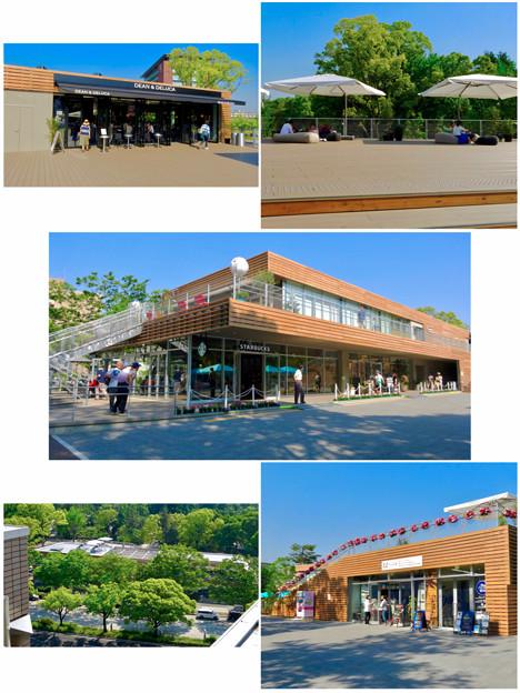 名城公園に4月にオープンした複合商業施設「tonarino(トナリノ)」 - 27