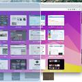 macOS Sierraの「Split View」- 2:フルスクリーンボタン長押しでSplit Viewが可能!?