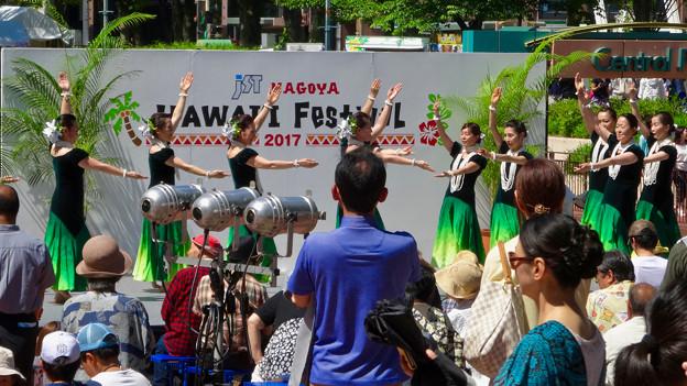 大勢の人で賑わっていた「名古屋ハワイフェスティバル 2017」 - 4