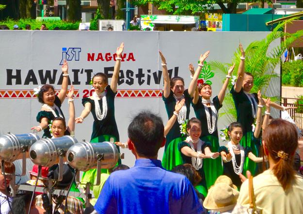 大勢の人で賑わっていた「名古屋ハワイフェスティバル 2017」 - 5