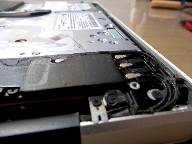 MacBook Pro 2012の内部 - 9