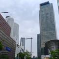 写真: 笹島交差点から見上げた名駅ビル群 - 4