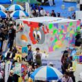 Photos: 愛知アートフェスタ 2017 No - 24:ライブペイント中のアーティストの方たち