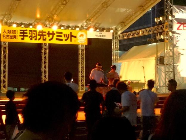 手羽先サミット 2017 No - 22:夜のステージ、一転クラブに!?