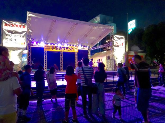 手羽先サミット 2017 No - 23:夜のステージ、一転クラブに!?
