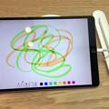 写真: iPad Pro 10.5とApple Pencil
