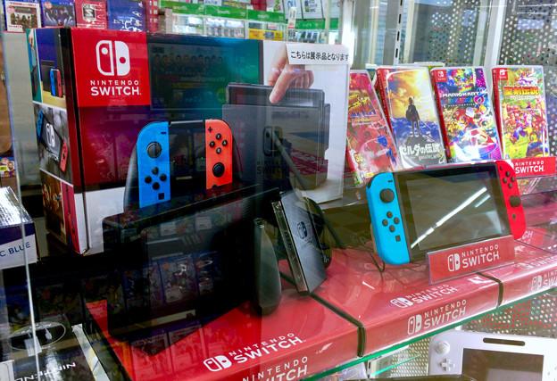 写真: 任天堂Switch - 1