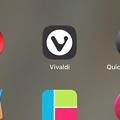 Photos: Vivaldi Snapshot 1.11.901.3:アイコンが変更! - 2(LaunchPad)