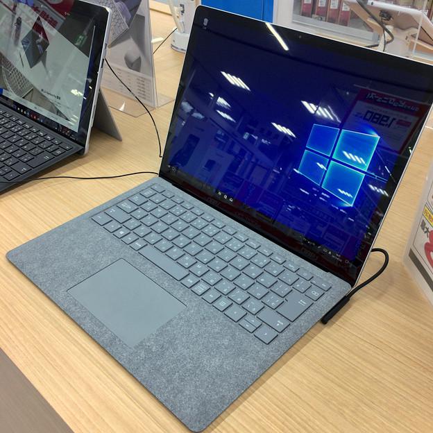Surface  Laptop No - 1