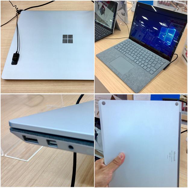 Surface  Laptop No - 8