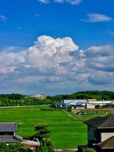 見事な入道雲 - 2