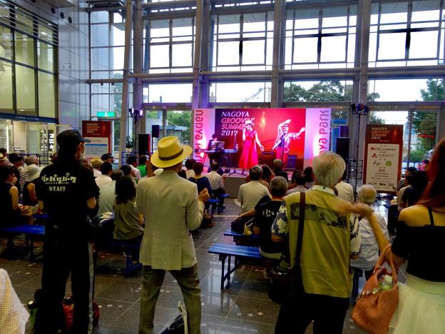 Nagoya Groovin' Summer 2017 No - 27:yukiさんと近藤有輝さん(ナディアパーク)