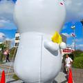 安城七夕まつり 2017 No - 15:安城駅前の巨大「きーぼー」