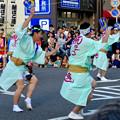 写真: 安城七夕まつり 2017 No - 135:アンフォーレ前で阿波踊り