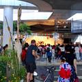 安城七夕まつり 2017 No - 163:安城駅南口ロータリーステージで子供たちのダンス