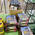 Photos: イオン小牧店で売っていた犬山城のペーパークラフト - 1