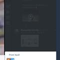 写真: Vivaldi WEBパネルでTweetDeckのRTボタンは左下に表示される! - 1